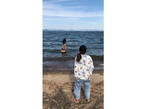 【滋賀・琵琶湖】トーイングチューブ(バナナボート・水上バイク)プラン!