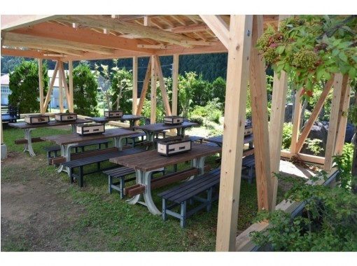 [Hyogo ・ Okugami hot pot]Forest Adventure Okujin Nabe »Forest Adventure! ! & Lunch barbecue ♪の紹介画像