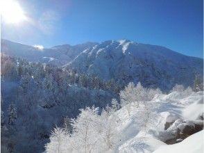 【北海道・大雪山系】絶景スノーシュー★十勝岳安政火口コースの画像