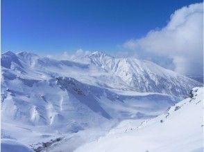【北海道・大雪山系】絶景スノーシュー★三段山コース(※晴れの日のみ)の画像