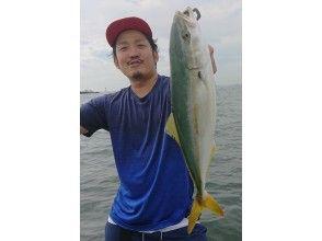 [東京/羽田]歡迎初學者和女性!輕鬆誘餌釣魚★包船♪180分鐘可以將釣到的魚引入商店