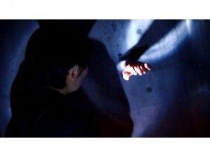 【新宿・代々木】リアル体験脱出ゲームに挑戦。少しホラーな廃病院から脱出せよ![廃病院からの脱出]
