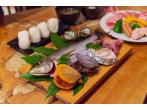 絶景テラスで海鮮BBQ &シーカヤックレンタル  手ぶらでOK