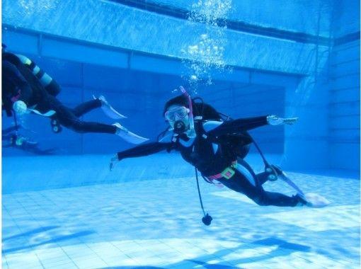 【静岡・浜松】伊豆で海中散歩をしよう!初心者安心 ♪ 体験ダイビングの紹介画像