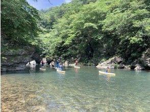 【栃木・塩原】SUP半日体験ツアー!~渓谷の小さな湖でプライベートな時間を~