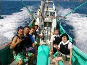 【千葉・勝浦】太平洋を満喫しよう! 勝浦湾・太平洋漁船クルージング!!