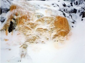 【福島・裏磐梯】イエローフォールと噴火口を目指して軽登山!リフトを使わない午前ロングツアー