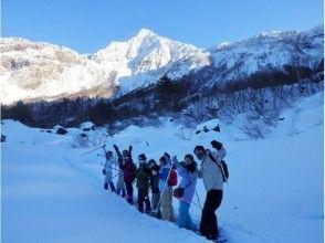 【福島・裏磐梯】絶景の噴火口と奇跡の氷瀑!イエローフォール リフトを使う午後ツアー