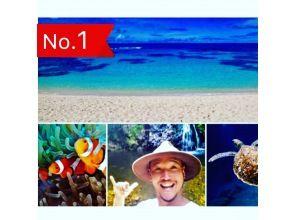 【鹿児島・奄美大島】【世界自然遺産・奄美で一番美しい土盛海岸!青の洞窟シュノーケリング体験】