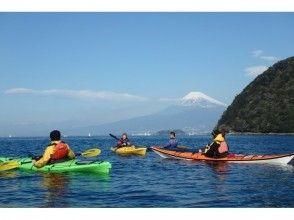 【Shizuoka/ Numazu / Izu】 Enjoy the usual ocean, Sea kayak beginner course (beginner · 1Sun)