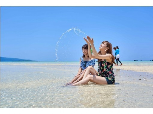 【沖縄・小浜島】「幻の島」上陸プラン! 幼児も砂浜で遊べます!気軽にご参加ください!