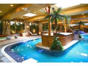 [ Gunma -Kitakaruizawa] family temperature enjoy all Wed swimming pool and natural Hot spring !