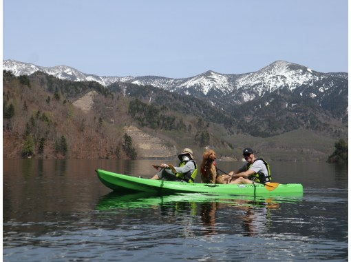 [AJ benefits available] Pets OK! Naramata Lake Canoe / Half-Day Tour * Kanto / Gunma / Minakamiの紹介画像