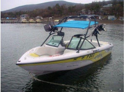 静山荘ボート