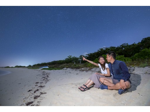 [Uruma City, Okinawa] A starry sky photographer is impressed with a commemorative photo shoot! Basic plan recommended for couples and friend photosの紹介画像