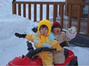 【北海道・富良野】選べるスノースポーツ!★四輪バギー・スノーカート・スノーバイク★の画像