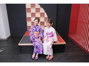 Kyoto Yukata Rental Kyoto Gion Store Yukata High Grade Plan (Summer Only)