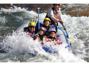 [Niseko Rafting] Let's enjoy nature together! !! You can participate from 4 years old ♪