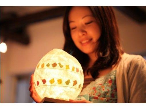 【大阪南堀江☆なんば駅】☆手作りではじまるここち良い生活☆和紙のあったか間接照明