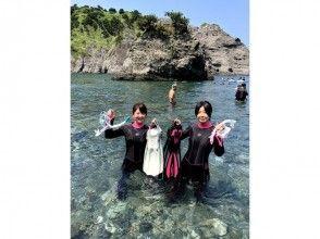 【伊豆・下田】恵比須島でシュノーケルツアー