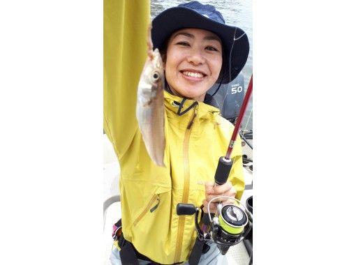 【東京・羽田】激安!「MEGA キス」貸切り船★6名までOK ♪釣った魚はお店紹介可♪ 180分