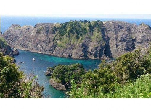 【南伊豆・ヒリゾ浜】 船で行くシュノーケル1日ツアー(昼食付)の紹介画像