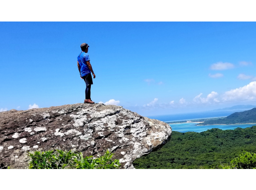 【沖縄・石垣島】島の景色をてっぺんから見下ろそう!石垣島名峰ショートタイプトレッキングツアー!