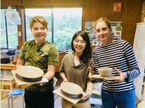 【群馬・藤岡】陶芸体験~ろくろを使ってカレー皿やパスタ皿などの「大皿」を作ろう!(藤岡ICより15分)