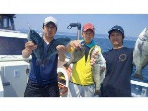 """[쇼남·카마쿠라] """"Rei""""& """"政美丸""""코라 보 기획 ★ 낚은 물고기, 낚시 갓 점심 플랜 (2 명 ~)"""