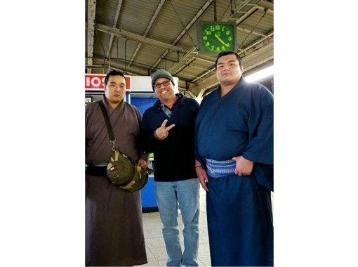 【東京・浜町】相撲文化ガイドツアー(4時間)