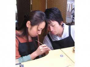 """[Kumamoto / Kumamoto City] (1) Silver Plan Ideal for couples Limited to 2 groups per day for a studio charter for two people! Two """"pairing making"""" in the world"""