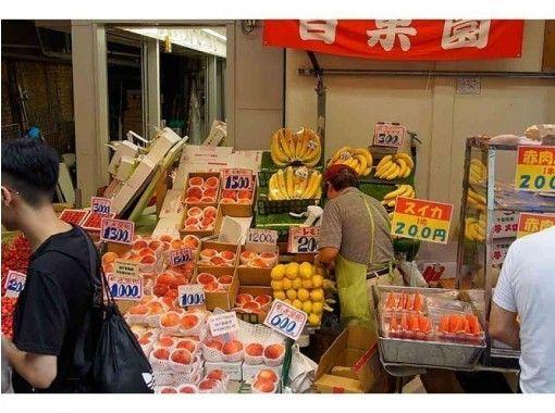 【Tokyo · Ueno】 Ueno Local Market Food Tourの紹介画像