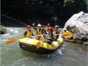 [Okutama, Tokyo] Enjoy for 3 generations! Tamagawa Family Rafting July-September