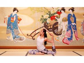 【東京・目黒・雅叙園】☆モーニング・アートヨガ☆Morning Art Yoga☆