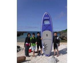 【沖繩·宮古島】非常適合沒有租車的Irabu島! SUP&Snorkel&Sightseeing Guide(帶皮卡和餐點)
