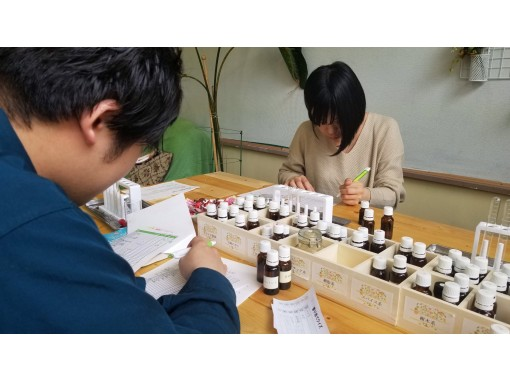 【宮崎・日南/空港30分】【人数制限中】大満足の3種類のオリジナルの香り作り。の紹介画像