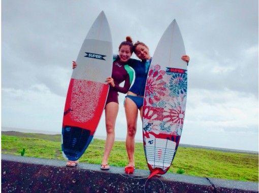 【宮崎県・宮崎市】プロサーファーが教えます!南国宮崎の海でサーフィン体験!レンタル・保険込・120分