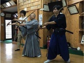 [大阪京橋]日本的劍切割經驗!日本文化體驗,享受武士的感覺(免費計劃)