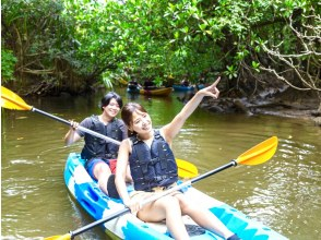 """[Iriomote Island / 1st] ⑩ If you get lost, this is it! World heritage """"sea x river"""" 2 major standard courses (snorkeling & SUPor canoe) [photo data free]"""