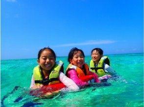 [西表岛/1st] ⑪ 从3岁开始享受!可选红树林 SUor 独木舟和 Hoshizuna 海滩浮潜