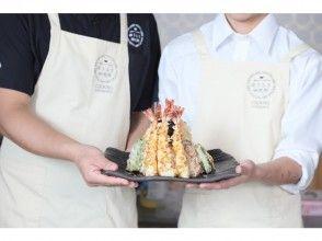 【山梨・河口湖】さくさく衣と甘いタレが大人気!職人から教わる「富士山天丼」雨や寒い日にも!