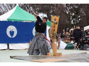 【東京・町田】本物の道場で剣術3種総合コース(居合・撃剣・試し斬り)