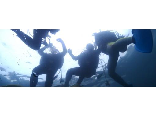 【北海道・積丹】安心のシュノーケリング講習つき体験ダイビング♪(Cカード取得)