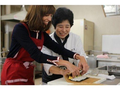 【広島市・中区】広島の老舗料理教室で、和食クッキング体験