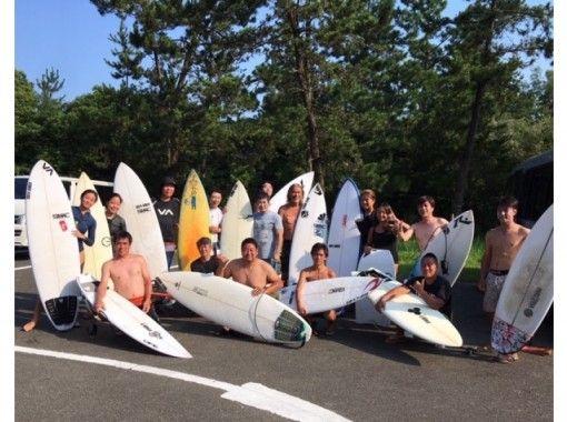 【大阪・サーフィンスクール】海をフィールドに初めてのサーフィン体験スクール