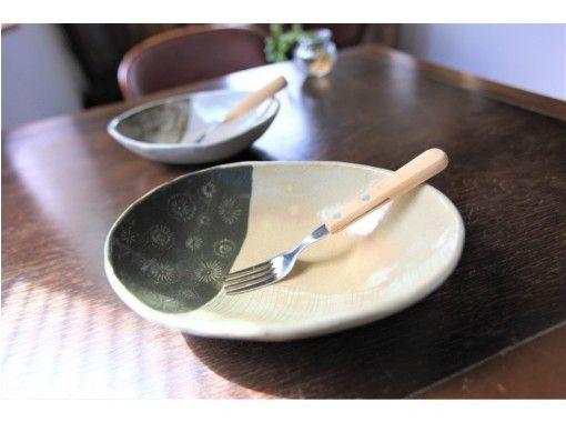 [东京青山] 杯子、碗、面食盘、盘子任您选择♪ 陶艺课 ☆の紹介画像