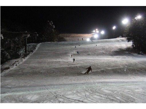 【長野・飯綱】いいづなリゾートスキー場☆ナイターリフト券・スノーボード全面滑走OK