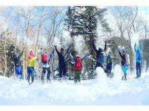 札幌市郊,狗拉雪橇,雪上徒步,胖子自行車,新日本三大夜景,溫泉,北海道冬季計劃