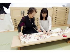 【千葉・津田沼教室】手ぶらでOK!世界にひとつだけ!自分にぴったりな手作り浴衣講習会