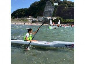 【神奈川・鎌倉】新しいオーシャンスポーツ! 海の上を滑るサーフスキーにチャレンジ!!